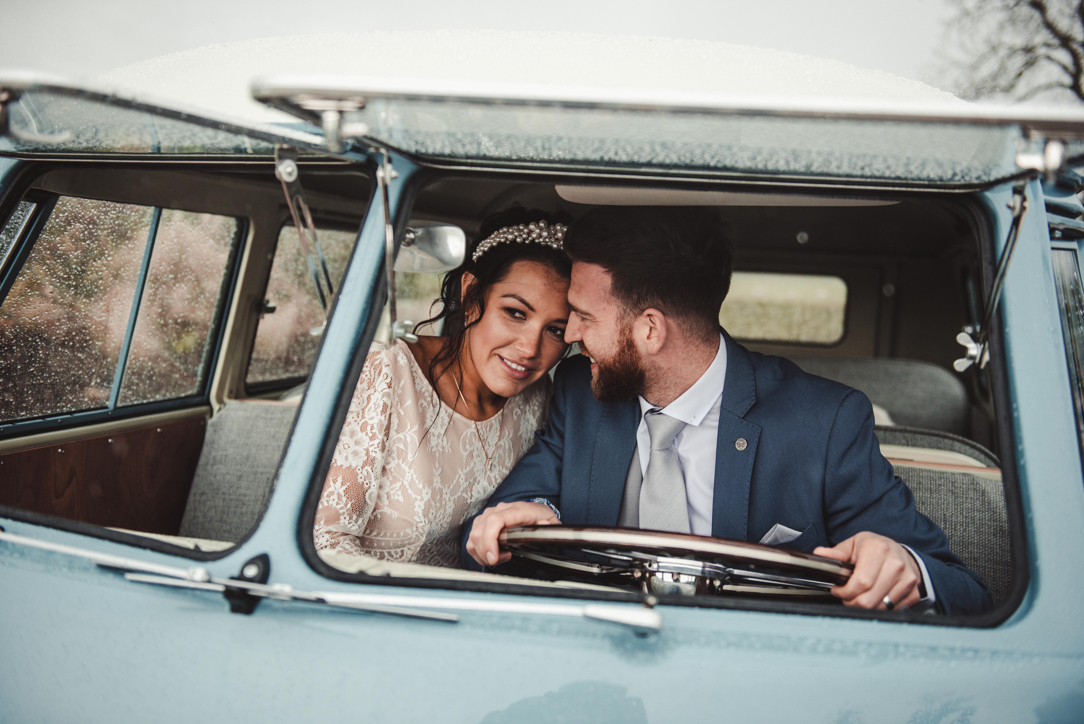 VW Camper Weddings